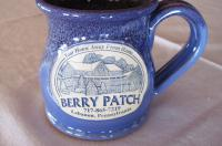 Berry Patch Bed and Breakfast Hand-Thrown Stoneware Mug